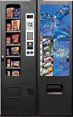 Combo Vending Machines For Sale | 12 / 6 Combo