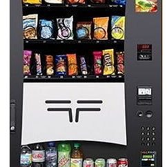 over under combo vending machines