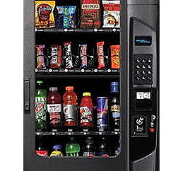 small all in one combo vending machine