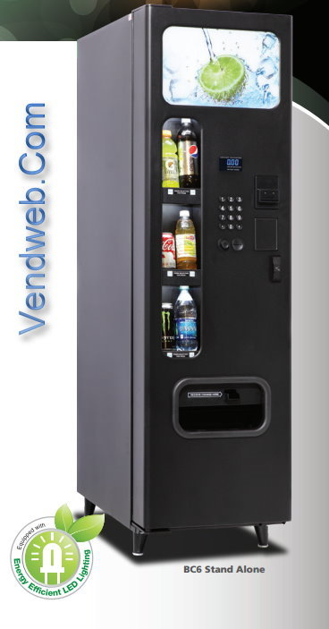 used soda machine