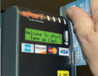 credit Card Vending Machine