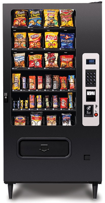 MP32 full size Vending Machine