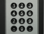 vending machine keypad