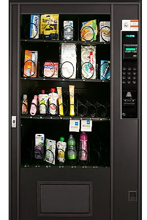 baby products vending machines