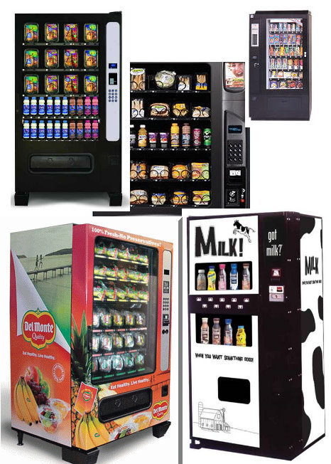 used vending machines