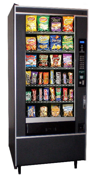 National Vendors 148 Vending Machine