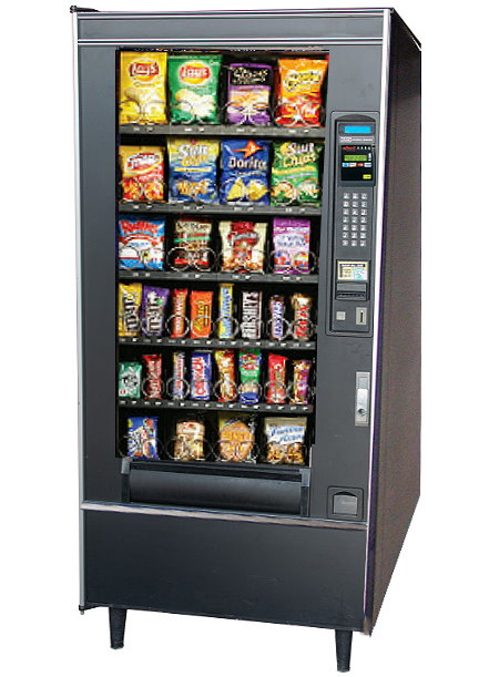 national 168 used vending machine