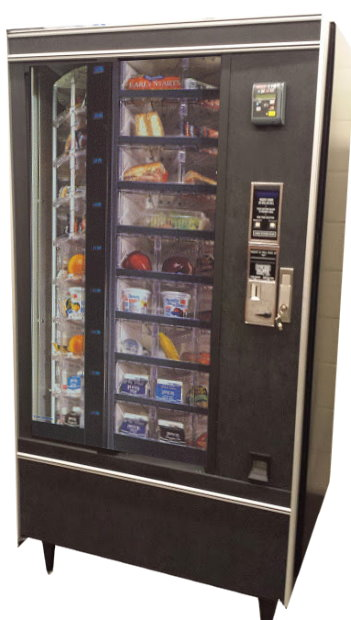 431 Cold Food Vending Machine